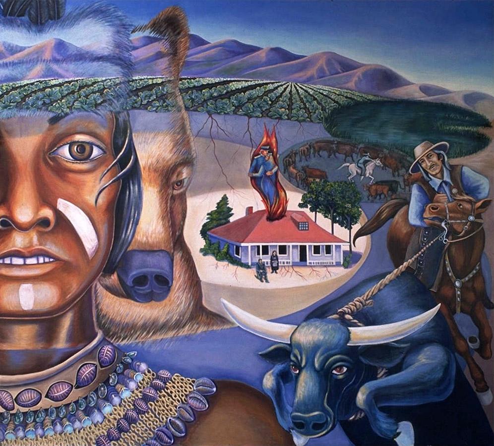 Judy Baca's Murals